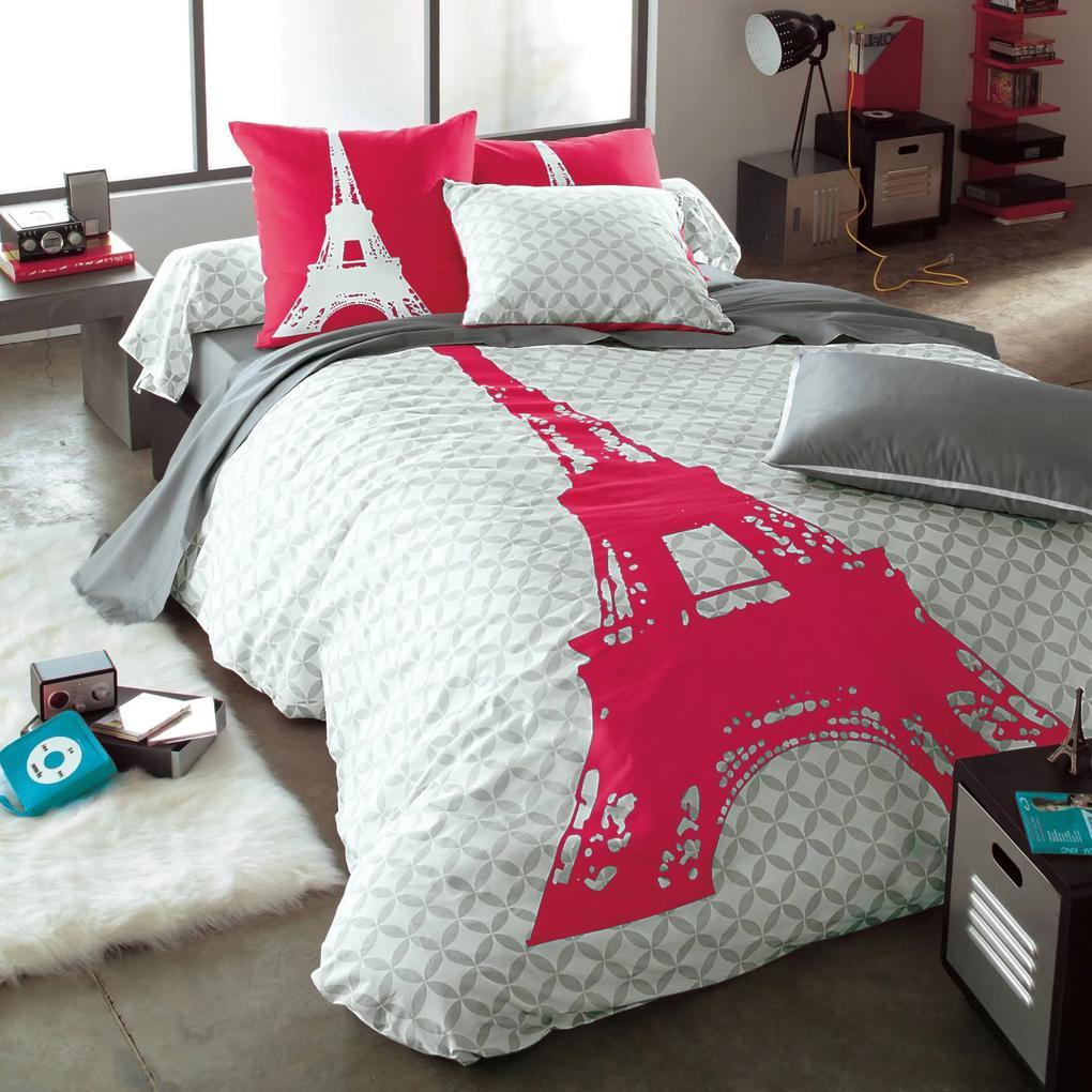 Lenjerie de Pat Double - Paris
