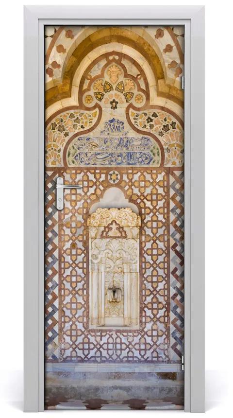 Autocolante pentru usi ușă autoadeziv libanez Palace