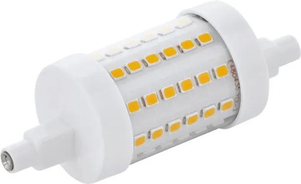 Bec LED lumina calda, durata lunga de viata R7S 7W