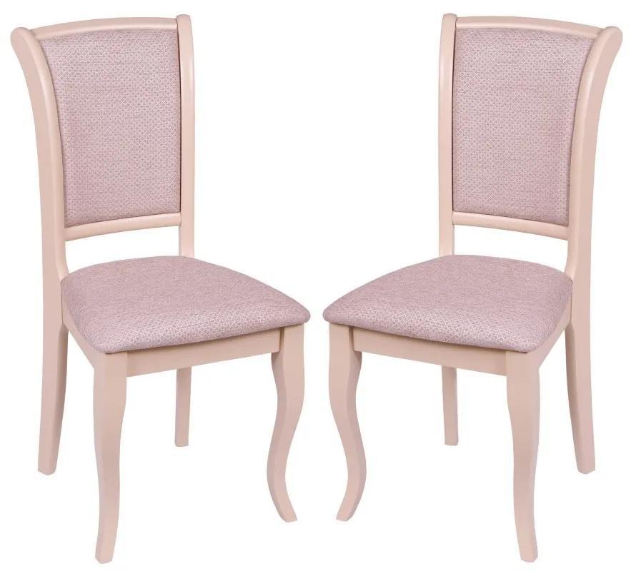 Set 2 scaune PREMIER, Beige/Regent plain 03