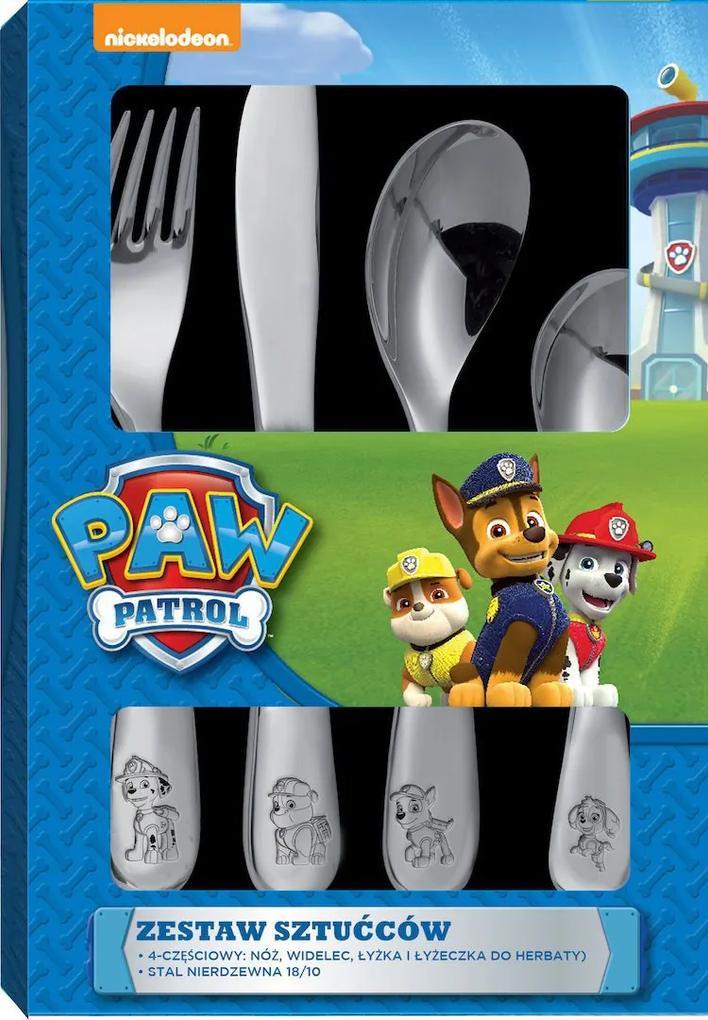 Set tacamuri 4 piese Psi Patrol