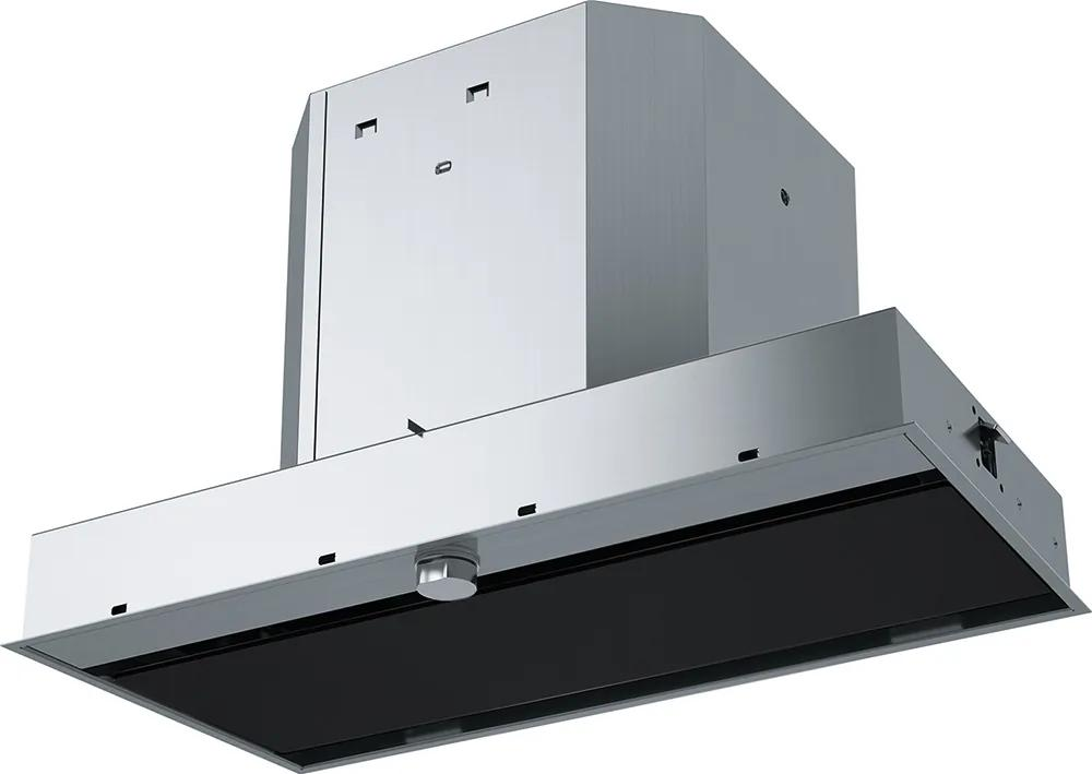 Hota incorporabila Franke Mythos FMY 608 BI BK, 60cm, 270W, 680 m3/h, Cristallo Nero