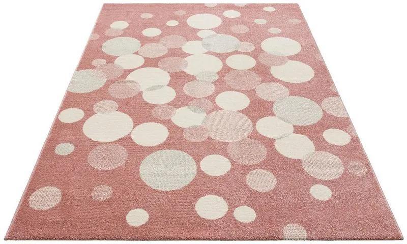 Covor My Home, roz, 240 x 340 cm