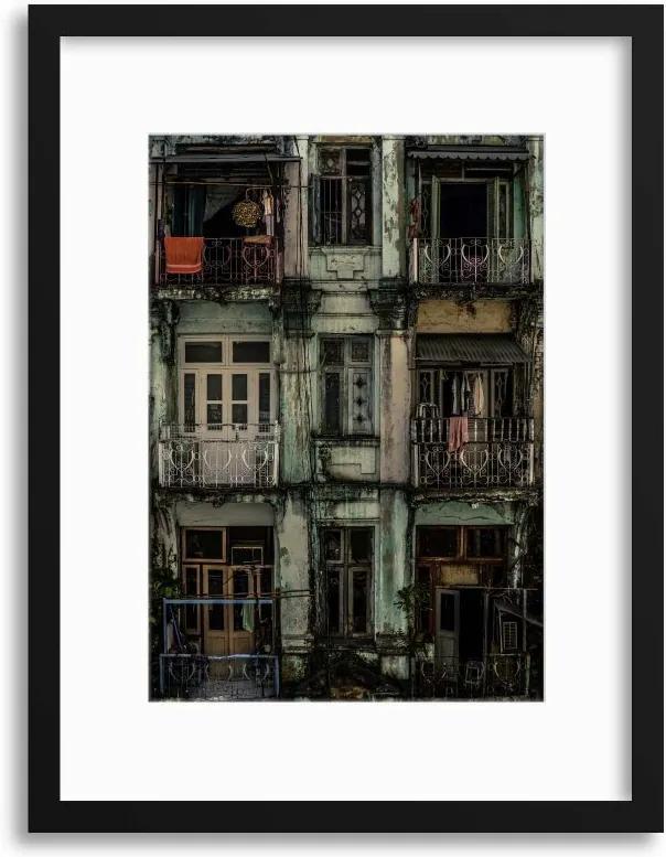 Imagine în cadru - Remnants of Another Era by Marcus Blok 30x40 cm