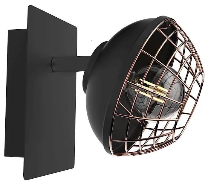 Aplică perete spot LOGAN 1xE14/40W/230V
