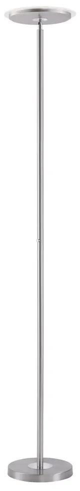 Leuchten Direkt 11729-55 - LED Lampadar dimmabil HANS LED/22W/230V