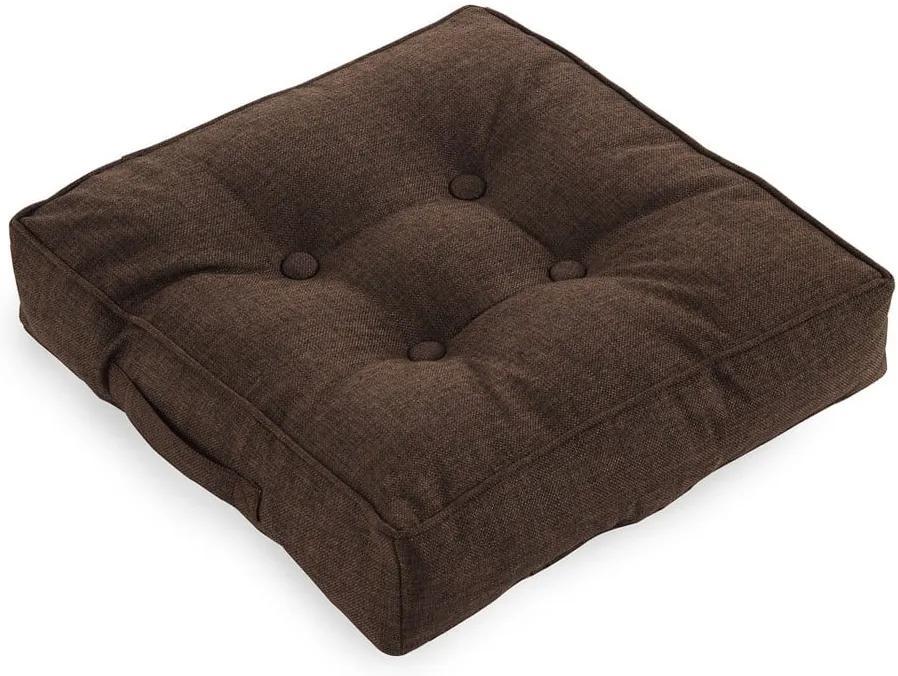Pernă pentru scaun Geese Bern, 45 x 45 cm, maro închis
