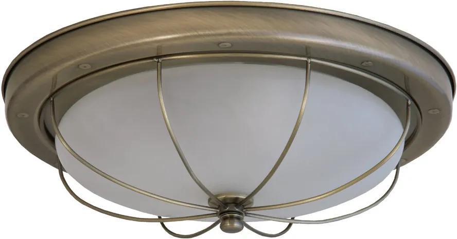 Rábalux Sudan 7995 Plafoniere bronz E27 2x MAX 40W Ø360 mm