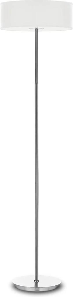 Lampadar-WOODY-PT2-BIANCO-143163-Ideal-Lux