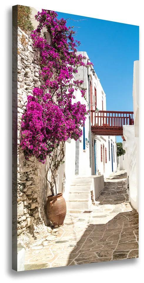 Print pe canvas Străzile grecești