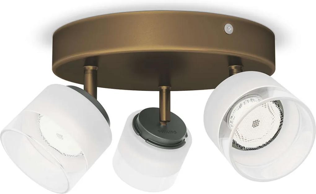 Philips 53333/06/16 - LED Lampa spot FREMONT 3xLED/4W/230V