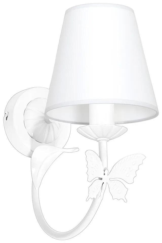 Candelabru ALICE WHITE   Milagro Modern, E14, Alb, MLP959, Polonia