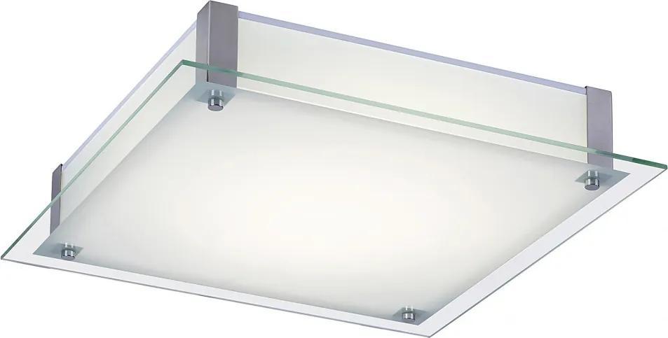 Rábalux 3066 Plafoniere Carl LED alb metal LED 12W 960lm 4000K IP20 A+