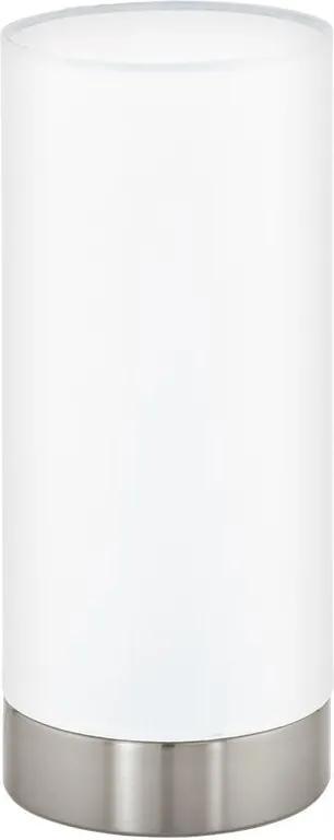 Eglo 95118 - Lampa de masa cu lumina reglabila PASTERI 1xE27/60W/230V