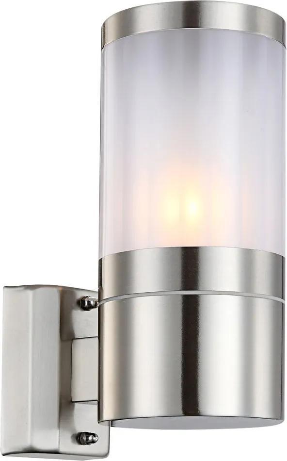 Globo XELOO 32014 Aplice pentru iluminat exterior oțel inoxidabil 1 x E27 max. 60w IP44