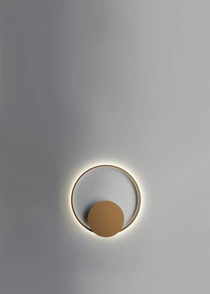 Olympic G76 - Aplică cu amprentă luminoasă circulară