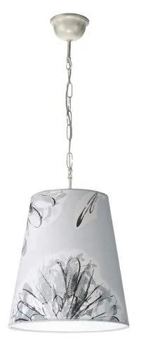 JUPITER 1334-DI1sr - Lampa suspendata DIANA 1xE27/60W