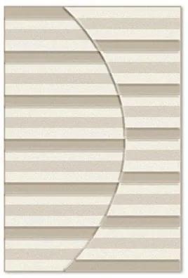 Covor modern Soho 5646 crem 80x150 cm