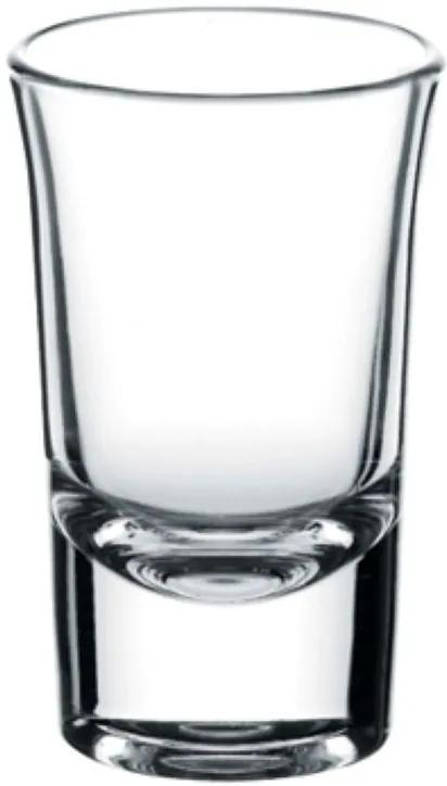 Set 6 pahare vodka 40ml, Boston shots