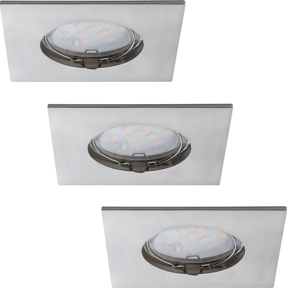 Paulmann 92762 - SET 3x LED Lampă baie PREMIUM LINE 3xLED/6,8W/230V