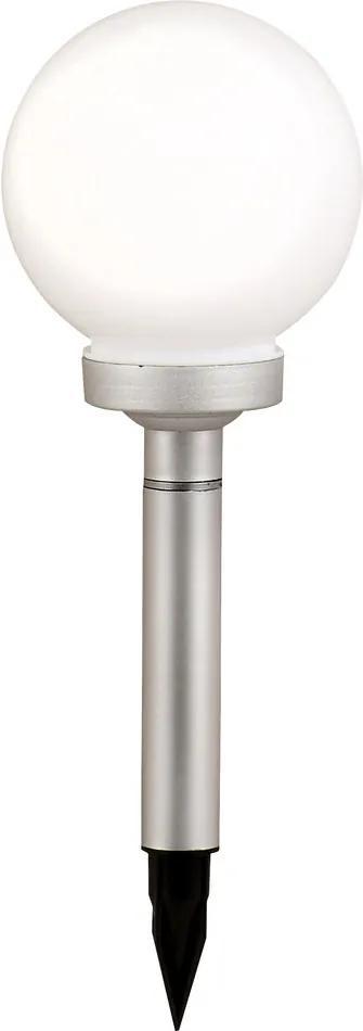 Globo SOLAR 3377 Lampă de înjunghiere în exterior plastic 4 x LED max. 0.06W Ø250 x 680 mm