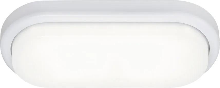Rábalux Loki 2496 Plafoniere de exterior LED alb alb LED 15W 23 x 10,5 x 10,5 cm