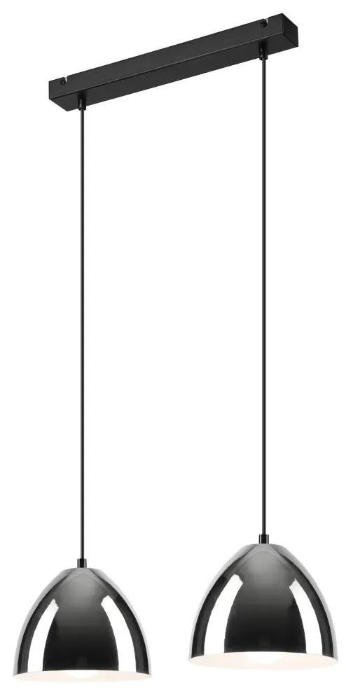 Lustră pe cablu MIA 2xE27/60W/230V