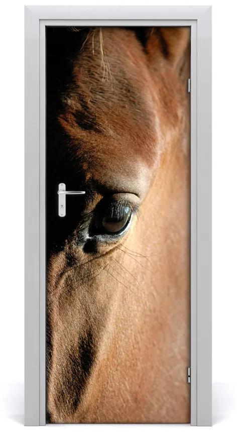Autocolante pentru usi perete de cai