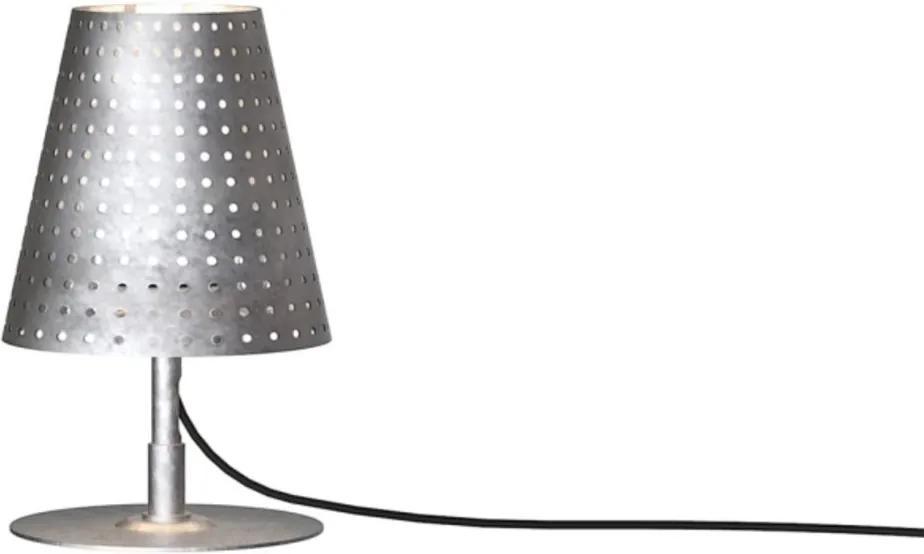 Nordlux Fuse table 77545031 Lampadare exterior Zinc Zinc 1 x E27 max. 60W 24 x 22 x 22 cm