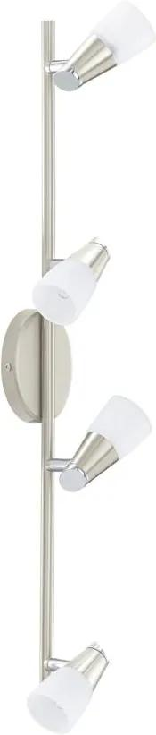 EGLO 86245 - Lampa spot ARIZONA 4xG9/33W