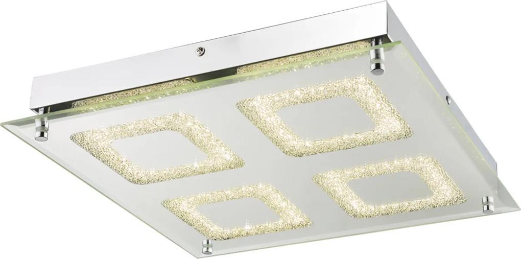 Plafoniera Cyris, 1 x LED 24W
