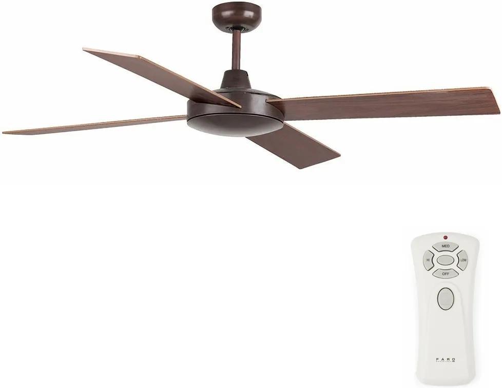 FARO 33351 - Ventilator tavan MALLORCA