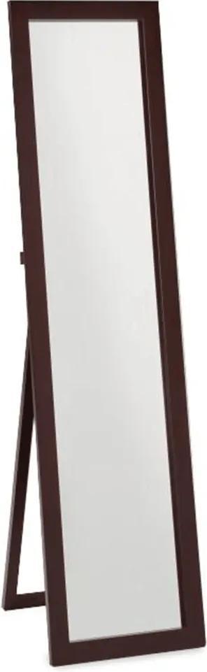 Oglindă, de podea, cappucino, AIDA NEW 20685-S-CAP