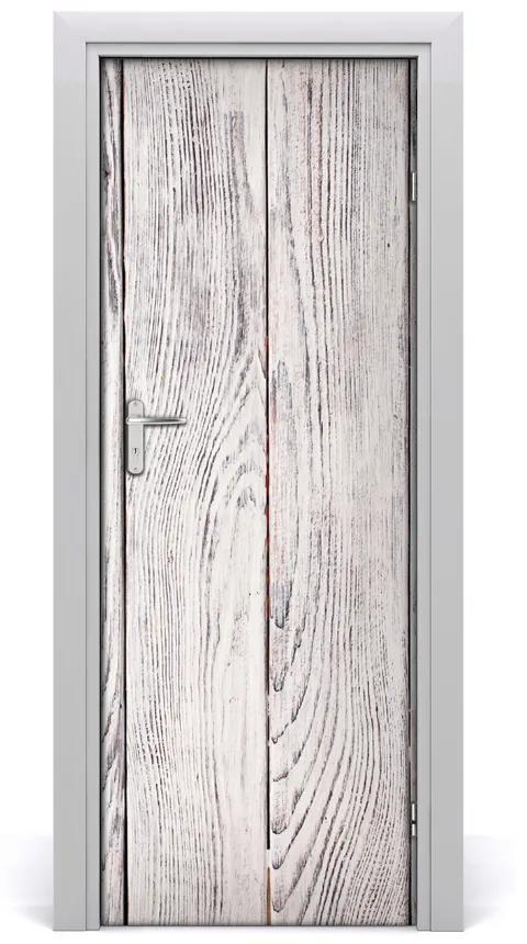 Autocolante pentru usi de perete din lemn