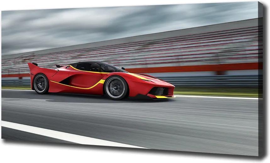 Imprimare tablou canvas Mașină sport