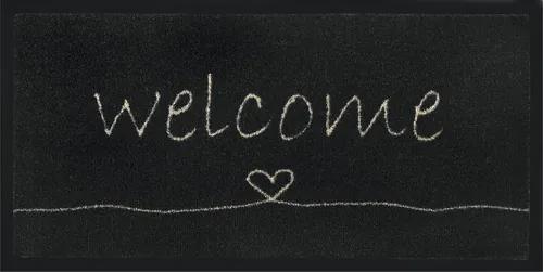 Covoras de intrare Welcome Heart 40x80 cm