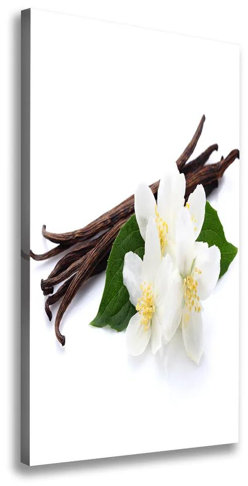 Tablouri tipărite pe pânză Jasmine și vanilie