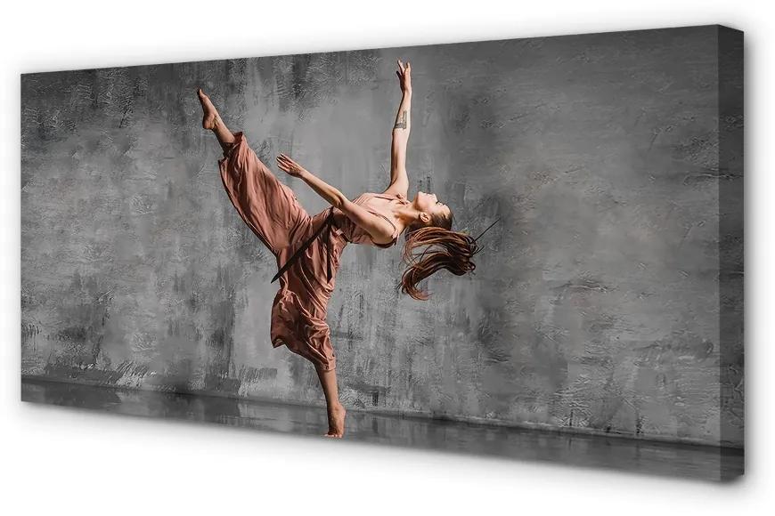 Tablouri canvas Tablouri canvas Femeie dans păr lung