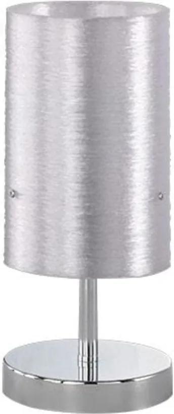 Trio LACAN 593900100 Lampa de masa de noapte crom metal excl. 1 x E14, max. 40W IP20