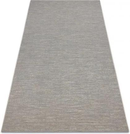 Covor sisal Fort 36204382 bej culoare solidă monocromă 200x290