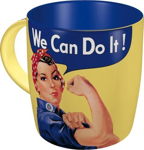 Nostalgic Art Cană - We Can Do It!
