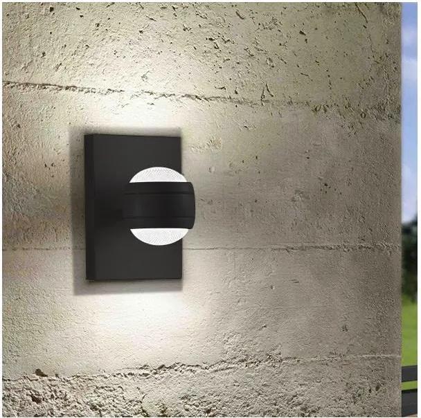 Eglo 94848 - Corp de iluminat LED exterior SESIMBA 2xLED/3,7W/230V
