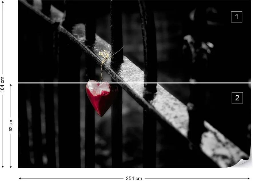 Fototapet GLIX - Lonely  + adeziv GRATUIT Tapet nețesute - 254x184 cm