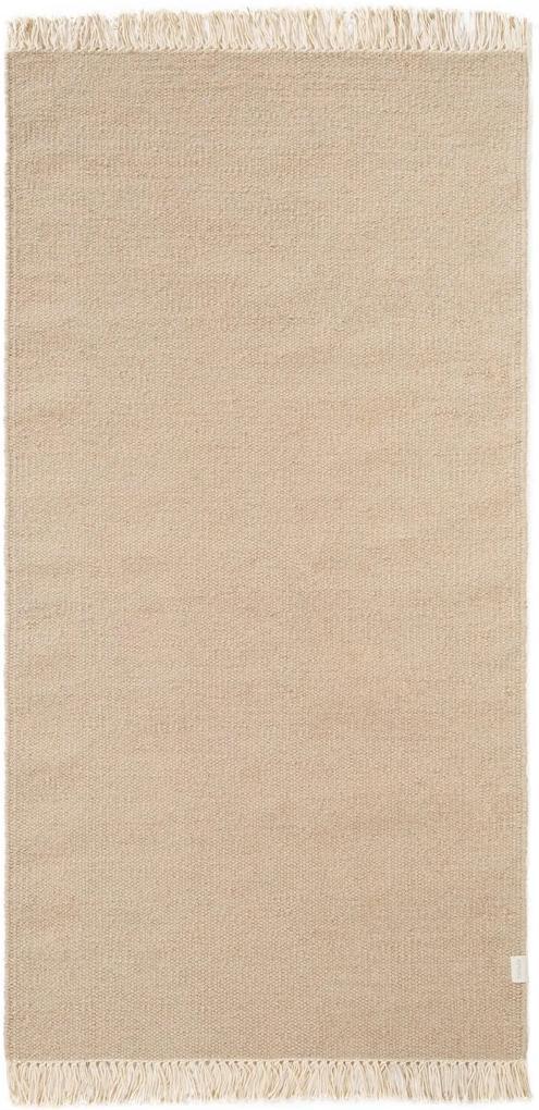 Traversa Lana Liv, Bej - 70x140 cm