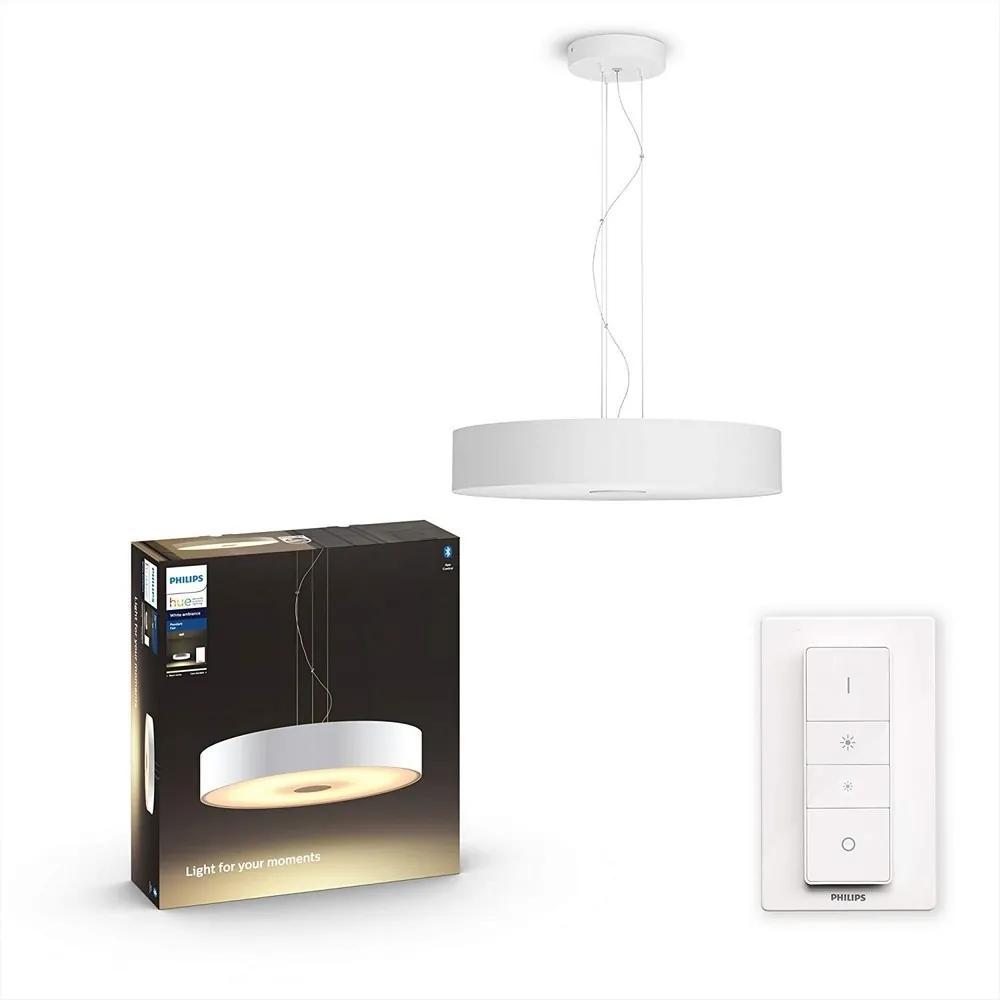 Philips 40339/31/P6 - LED Lustră dimmabilă pe cablu FAIR LED/33,5W/230V + Telecomandă