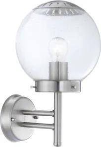 Aplica 1xE27 nickel Bowle II Globo Lighting 3180