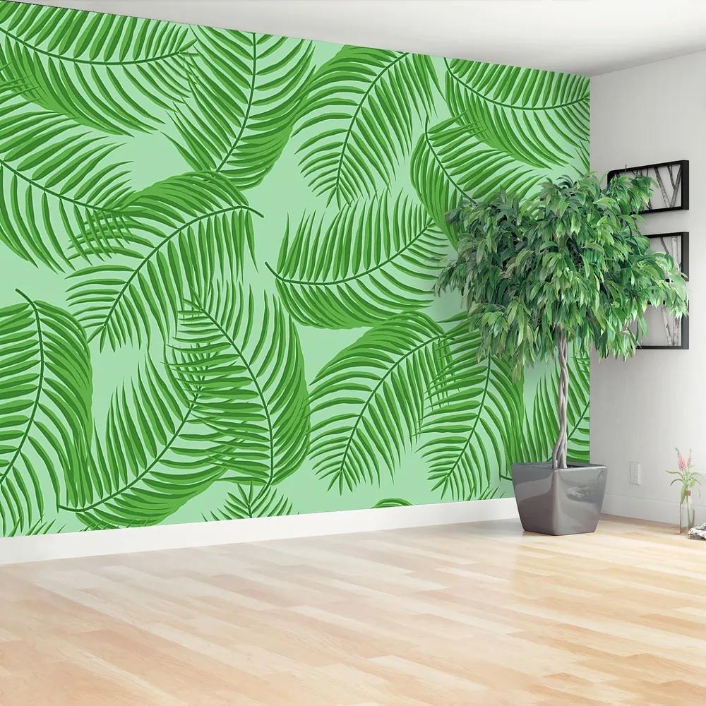 Fototapet Frunze de palmier
