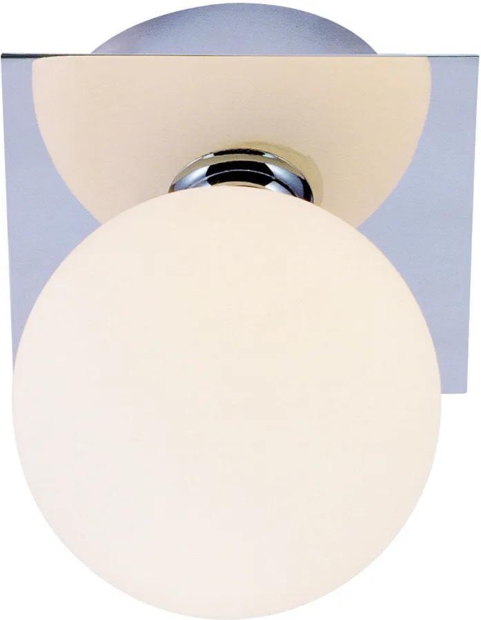 Globo CARDIFF 5663-1L Aplice perete pentru baie crom LED - 1 x G9 max. 3W 260lm 3000K IP44 A++