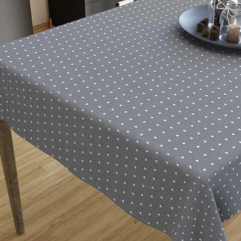 Goldea față de masă decorativă loneta - model 236 35 x 45 cm