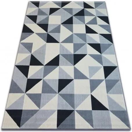 Covor Scandi 18214/652 - Triunghiuri 120x170 cm